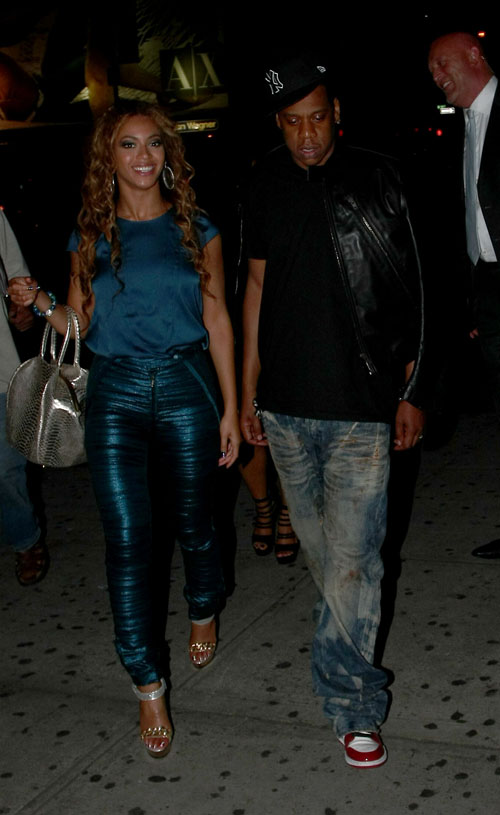 Beyonce Knowles, Jay-Z